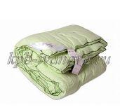 Одеяло утолщенное. Бамбук. Тик. 1,5-спальное.